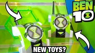 ᐅ Descargar MP3 de Ben 10 Reboot Season 3 Omnitrix Toy Fair