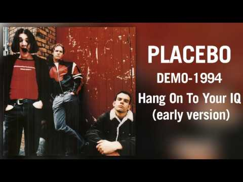 Placebo - Hang On To Your IQ (Demo-1994) #PLACEBO20