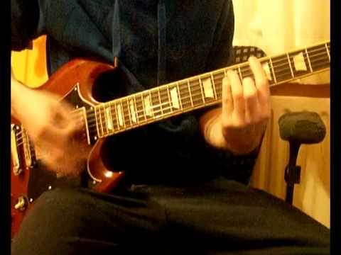 Queens of the Stone Age - How to Handle a Rope (Guitar)