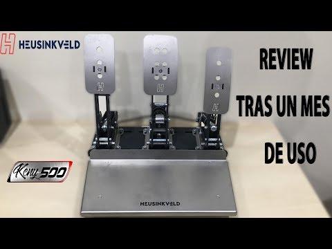 Heusinkveld Sprint Pedals - Brake Error - смотреть онлайн на