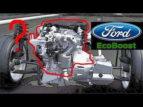 Двигатель Ford 1.0 EcoBoost - Невозможное Возможно