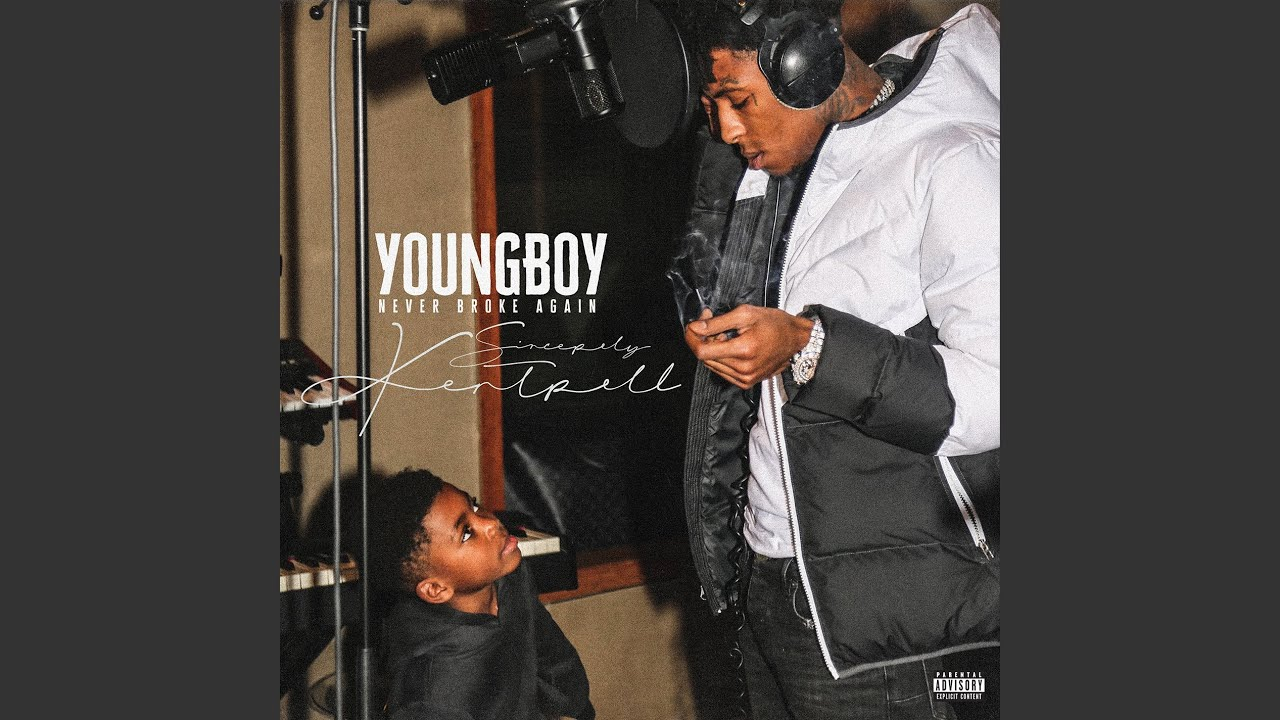 Sincerely, Kentrell Album by YoungBoy Never Broke Again (Official Audio)