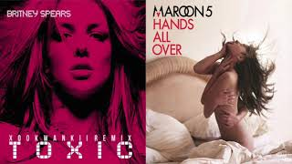 Toxic Moves - Maroon 5 & Britney Spears (Mashup)