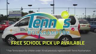 Tennis Rockhampton