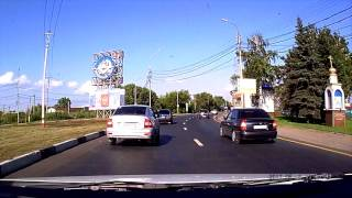 Пьяный за рулем. Ульяновск. Реакция ДПС.