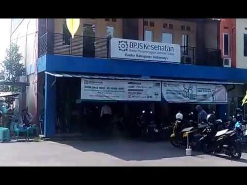 Nonton video ini biar ngga kesasar kalo mau ke kantor BPJS kesehatan di Indramayu