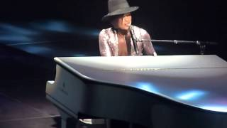 Alicia Keys - Tears Always Win - live Manchester 24 may 2013 - HD