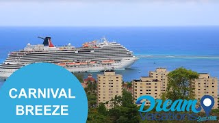 Carnival Breeze | Dream Vacations