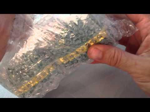 Посылки из Китая: чай Те Гуаньинь, кабель и переходник 510 eGo для электронных сигарет