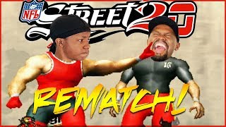 Tyreek Hill vs Odell Beckham, They Take It To The Streets! (NFL Street 20)