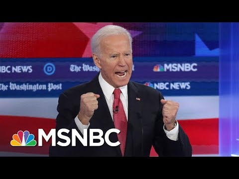 Joe Biden Stumbles On Hot Button Issues — Women And Race | MSNBC