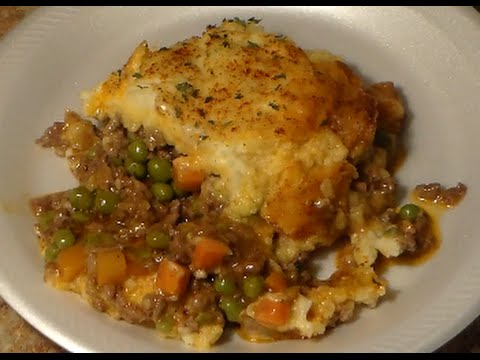 The Best Homemade Shepherd's Pie: Easy Simple Shepherd's Pie Recipe