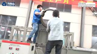 Beier machinery HDPE pipe recycling shredder and crusher granulator