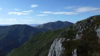 Tură în Crovurile din Munții Mehedinți