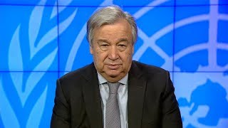 A message from the Secretary-General of the United Nations to Model UNs