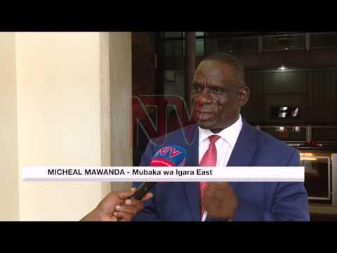 EBYA RWANDA NE UGANDA: Ababaka basanyukidde endagaano eyakoleddwa