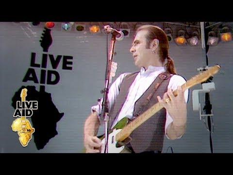 Status Quo - Caroline (Live Aid 1985)