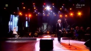 """Alicja Majewska (piano) & Włodzimierz Korcz (vocal) """" Chłopcy z naszej ulicy """""""