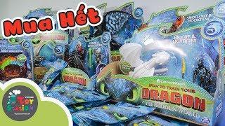Cơn sốt How To Train Your Dragon 3 Hidden World  mang cả một hang rồng về ToyStation 309