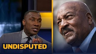 Jim Brown criticizes Colin Kaepernick - Shannon on why he's 'terribly  disappointed' | UNDISPUTED