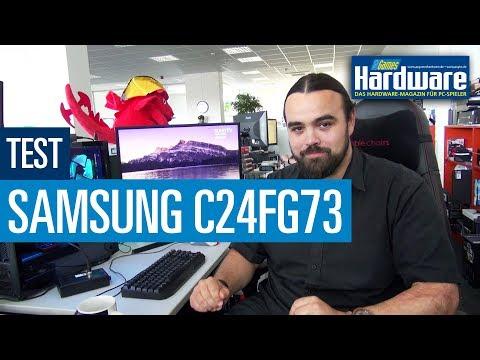 Der beste Gaming-Monitor unter 300 Euro | Samsung C24FG73 im Test