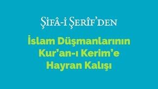 Kısa Video: Edip Müşriklerin Kur'an'a Hayranlıkları