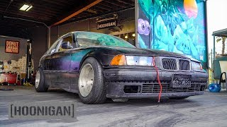 [HOONIGAN] DT 055: $350 BMW E36 Gets eBay Coilovers