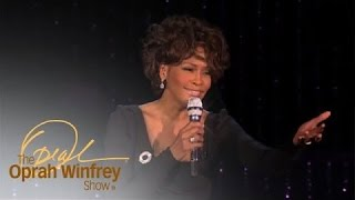 Whitney Houston Performance | The Oprah Winfrey Show | Oprah Winfrey Network