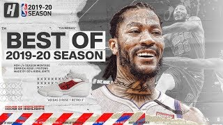 Derrick Rose BEST Pistons Highlights from 2019-20 NBA Season!