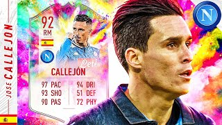 WHAT A CARD!! 92 SUMMER HEAT CALLEJON REVIEW! FIFA 20 Ultimate Team