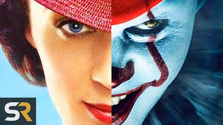 Pennywise And Mary Poppins Are The Same Species
