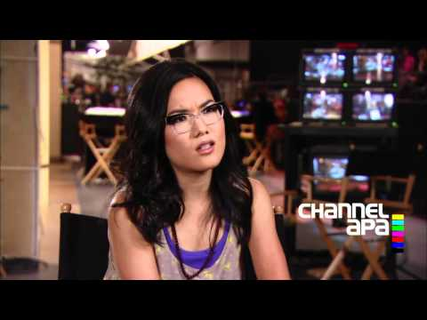 Ali Wong talks about Are You There Chelsea?