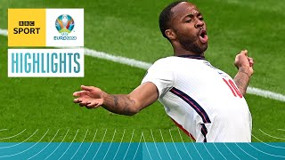 England win group after Raheem Sterling's goal against Czech Republic ⚽️ UEFA Euro 2020 - BBC