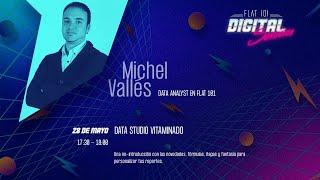 DataStudio vitaminado - FLAT 101 | Digital Sessions