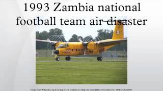 1993 Zambia national football team air disaster