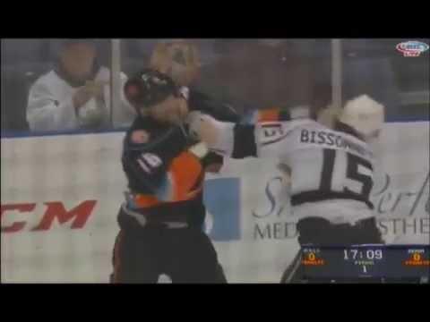 Brian McGrattan vs Paul Bissonnette