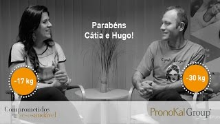 PronoKal Group Portugal - História de Cátia Nunes e Hugo Mestre