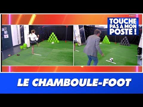 Le chamboule-foot darka : qui affrontera Cyril Hanouna en finale ?