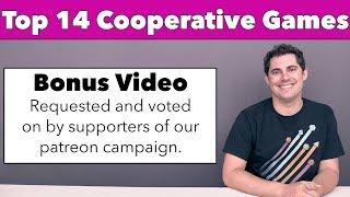 Top 14 Cooperative Games - JonGetsGames