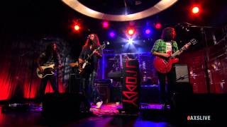 "J. Roddy Walston & The Business Perform ""Heavy Bells"" on AXS Live"