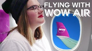 My Experience With WOW Air