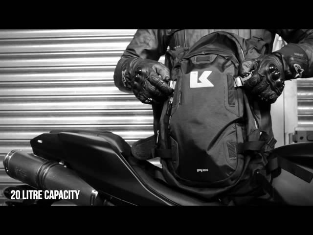 Видео Рюкзак Kriega Backpack R20