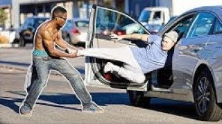 🤬 Stealing Cars in the Hood Prank (GONE WRONG!)