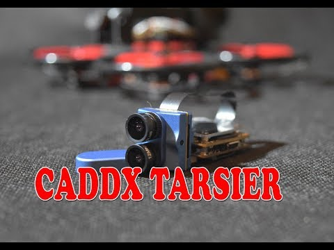 Caddx Tarsier 4K Mini FPV Camera - Recensione e test