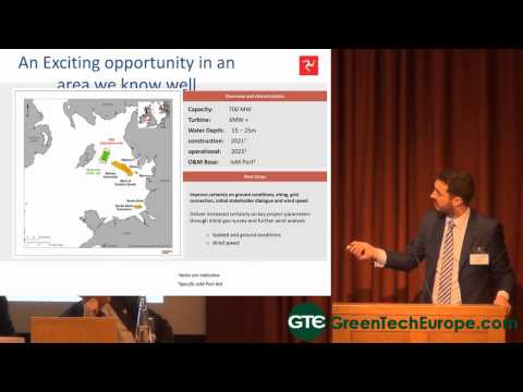 Offshore Renewables and Ecoisland Opportunities on the Isle of Man -Part 2