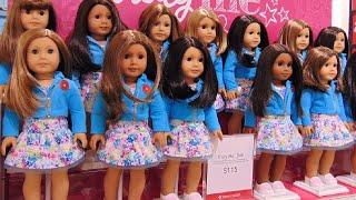 AMERICAN GIRL: verrücktes Puppengeschäft mit Friseur | Sissi die Auswanderin