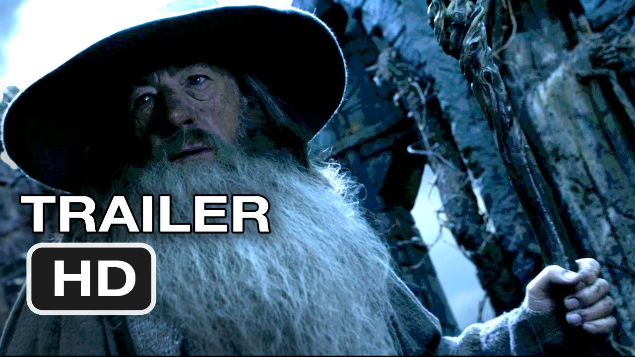 Movie Trailer: The Hobbit: An Unexpected Journey (2012)