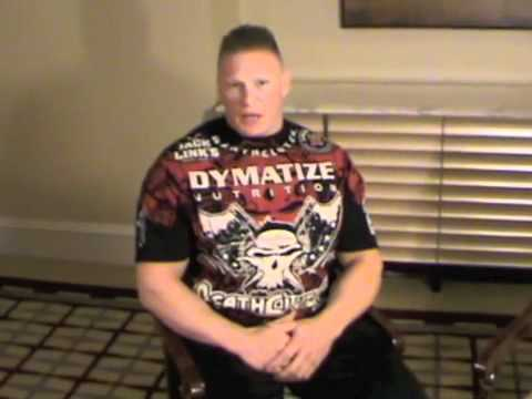 Brock Lesnar Introduces Death Clutch Mp3