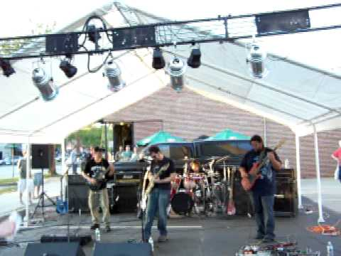 FLAWD: 'Down Pat' (Keene Music Fest 2009)