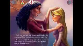 TANGLED Rapunzels Story Disney STORYTIME - FULL